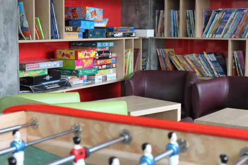 Activités et loisirs - salle des ados