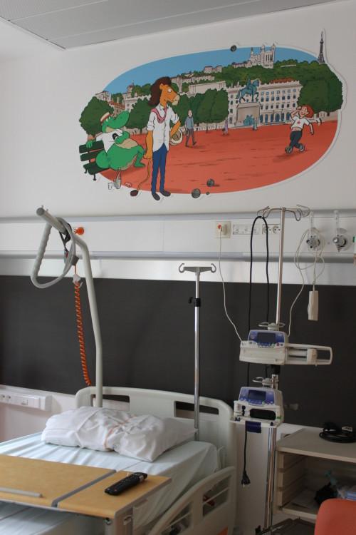 Hôpital de jour - IHOPe
