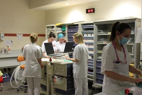Hôpital conventionnel - IHOPe